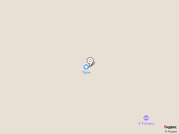 Люкс на карте Стерлитамака