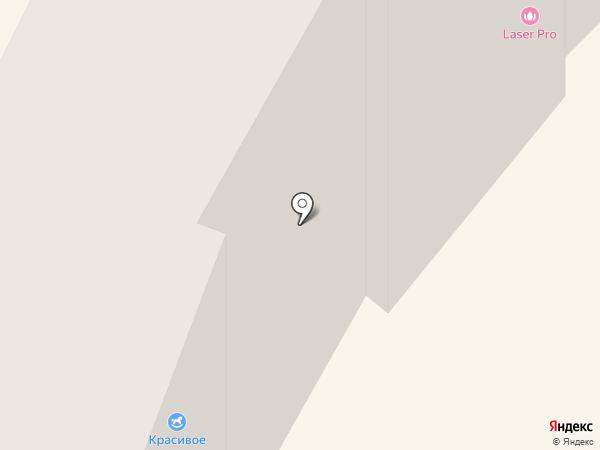 PARK LANE на карте Стерлитамака