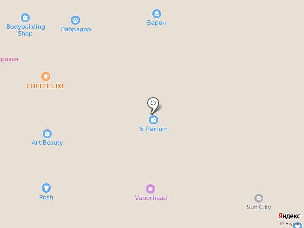 Sun City на карте Стерлитамака