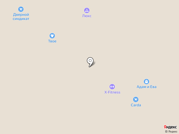 Оазис на карте Стерлитамака
