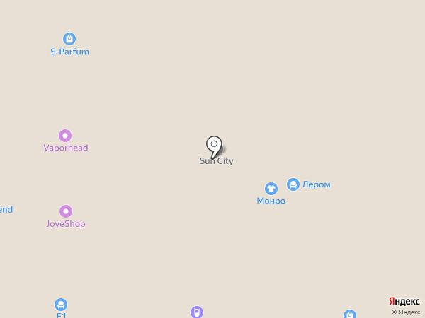 Лером на карте Стерлитамака