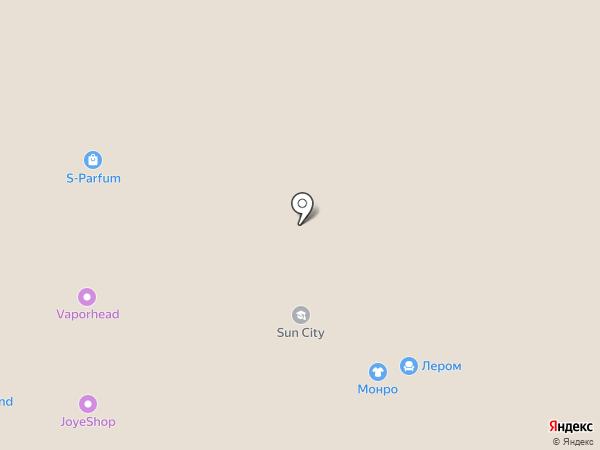 Хорошая мебель на карте Стерлитамака
