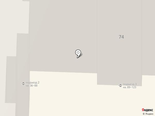 Управление-16 ВНЗМ на карте Стерлитамака