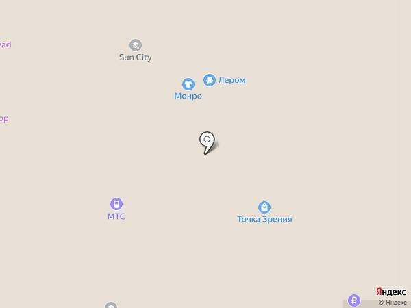Точка зрения на карте Стерлитамака