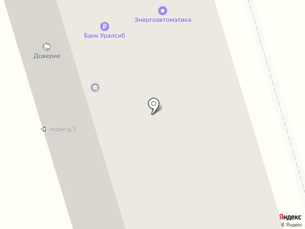 Аскона на карте Мариинского