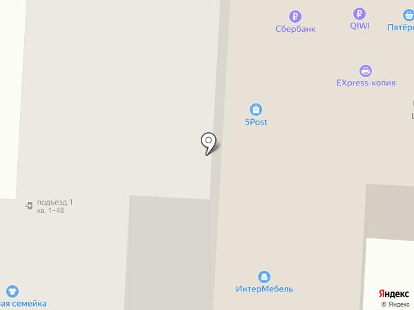 Мадистка на карте Стерлитамака