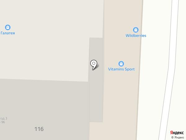 Центр дверей на карте Стерлитамака