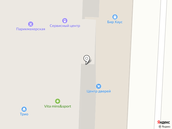 Галатея на карте Стерлитамака