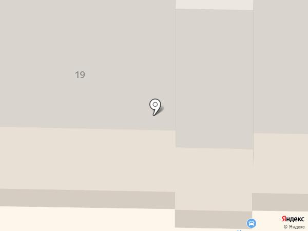 Абсолют-Аудит на карте Мариинского