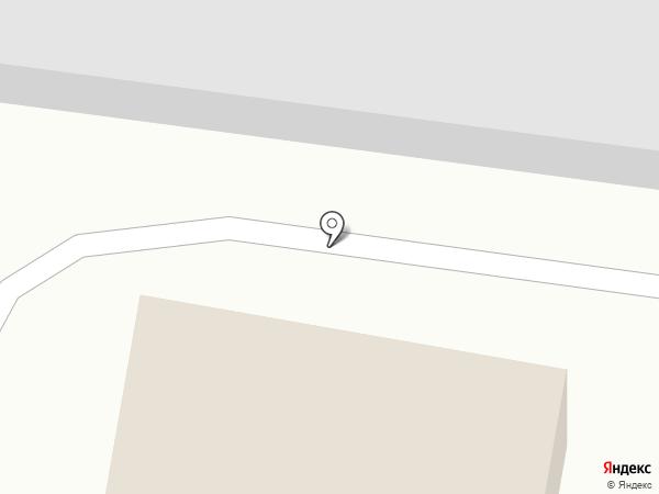 Участковый пункт полиции на карте Уфы