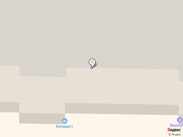 НЮГЕЛЬ на карте Мариинского