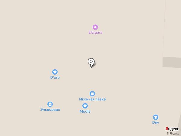 Иконная лавка на карте Стерлитамака
