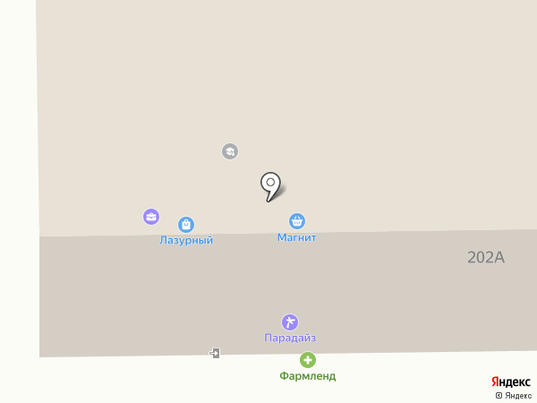 Ломбард №1 на карте Стерлитамака