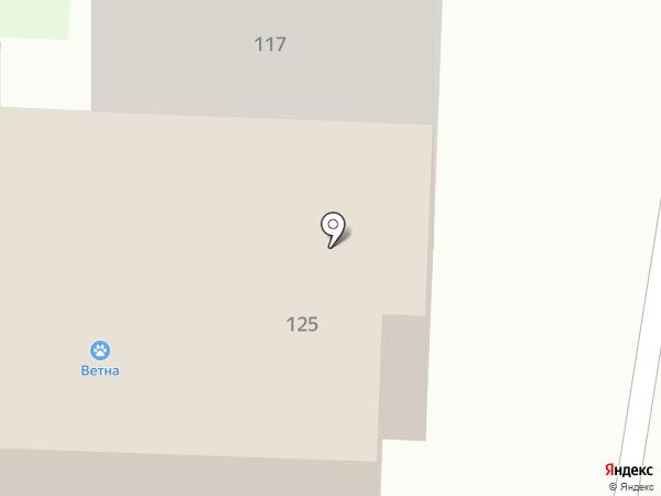 Alexsandria на карте Стерлитамака