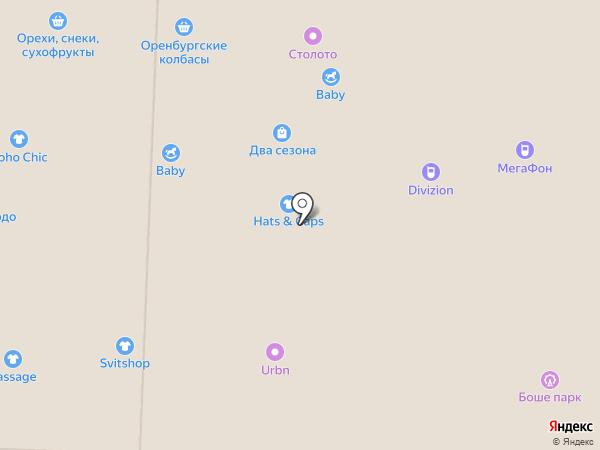 НекстГЕН на карте Стерлитамака