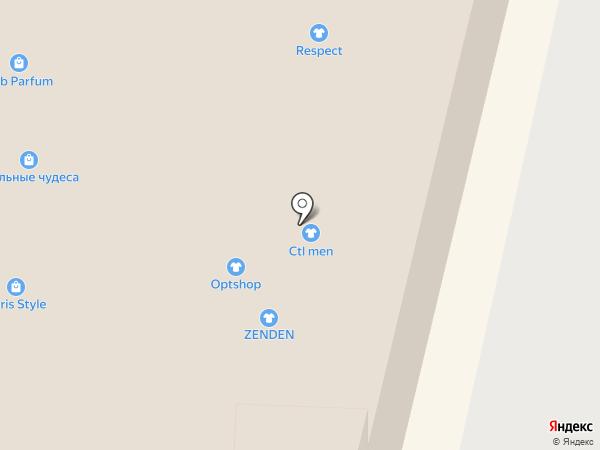 Zenden на карте Стерлитамака