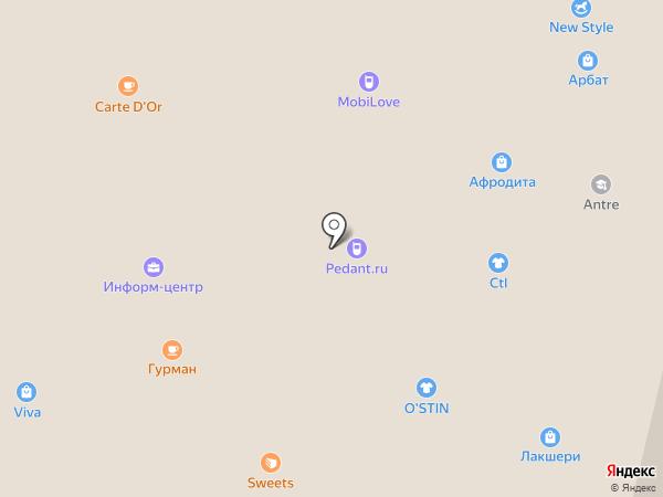 Япошка Картошка на карте Стерлитамака