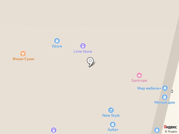 Турцентр на карте Стерлитамака