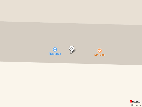 Mybox на карте Стерлитамака