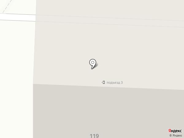 Нур, ТСН на карте Стерлитамака