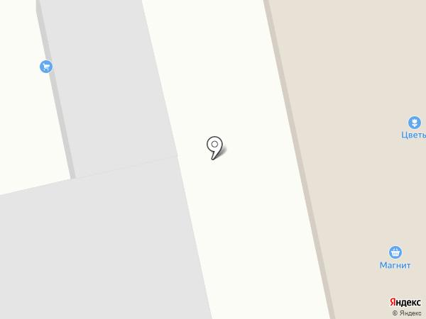 Магазин стройматериалов на карте Булгаково
