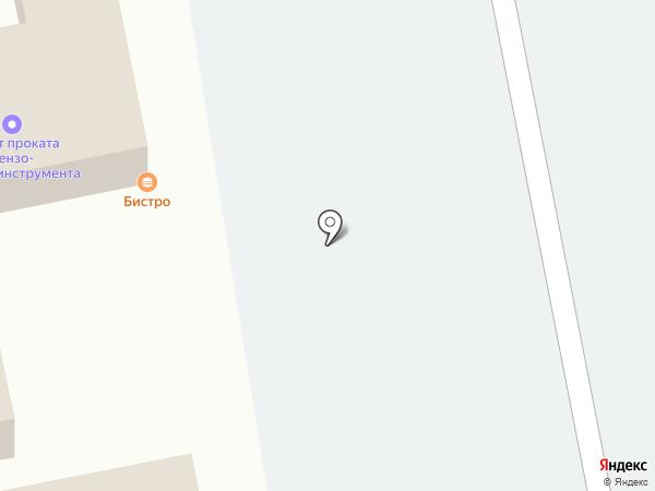 Блинная на карте Булгаково