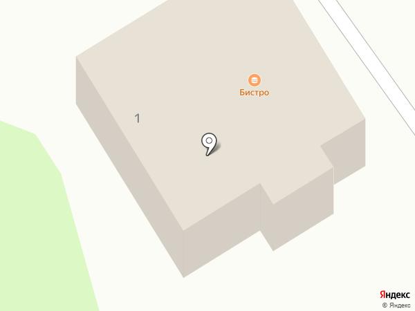 Славный бочонок на карте Новой Отрадовки