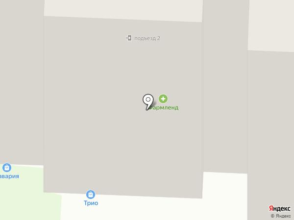 Валерия на карте Стерлитамака