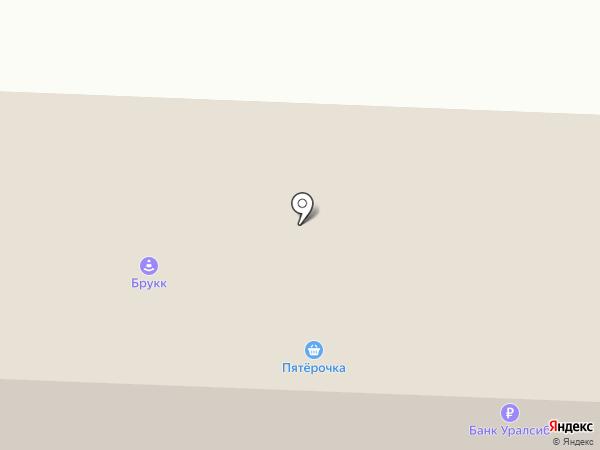 Почтовое отделение №100 на карте Стерлитамака
