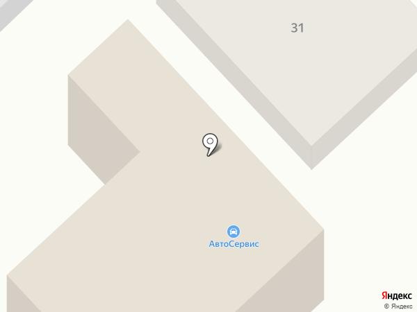 Шиномонтажная мастерская на ул.Чапаева на карте Загородного