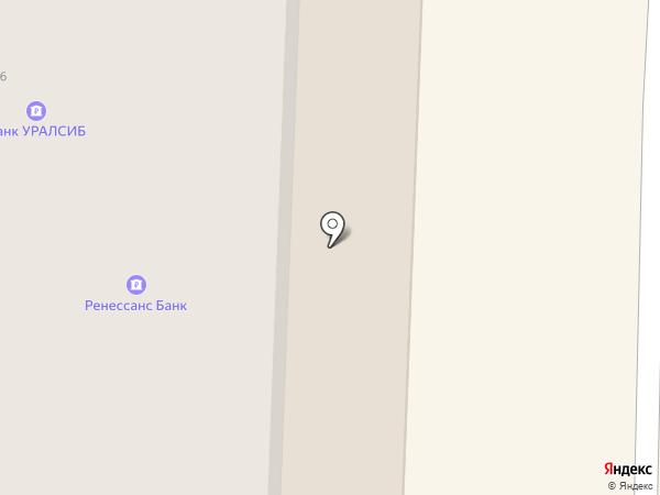 Норис на карте Стерлитамака