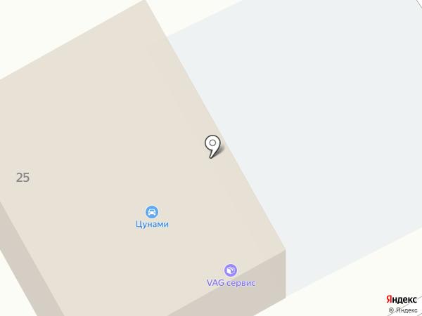 Автосервис по ремонту Volkswagen, Skoda, Audi на карте Стерлитамака