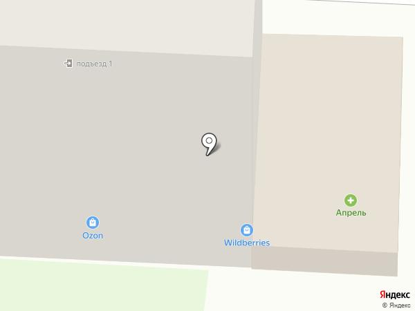 Золотая Улитка на карте Стерлитамака