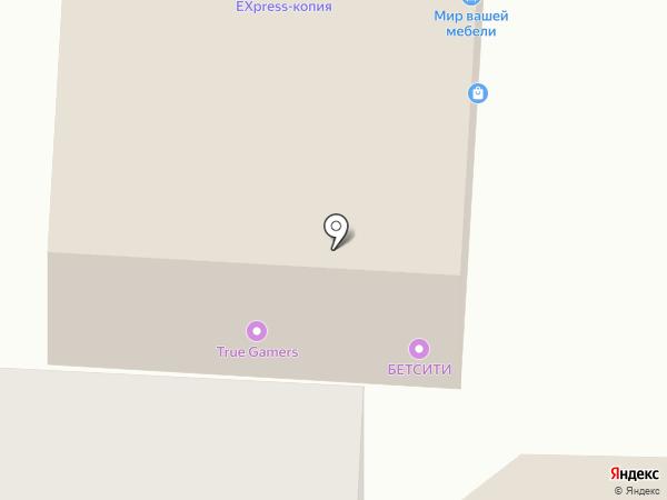 Банкомат, Инвесткапиталбанк СМП Банк на карте Стерлитамака