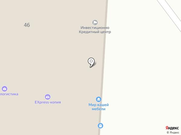 BETCITY на карте Стерлитамака