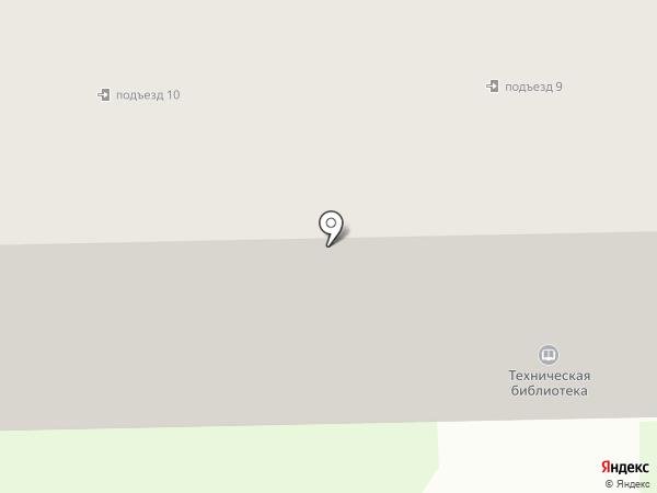 Библиотека №2 на карте Стерлитамака