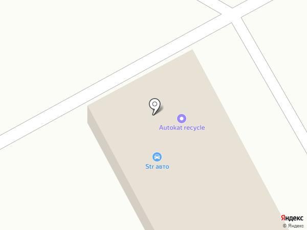 Str-сервис на карте Стерлитамака