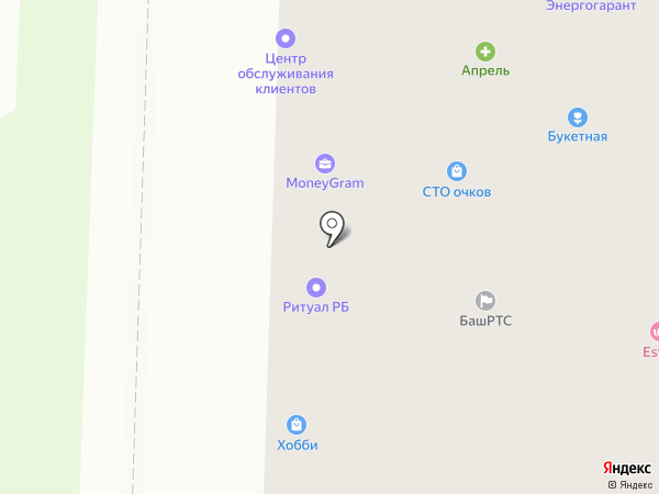 Ортопедический салон на карте Стерлитамака