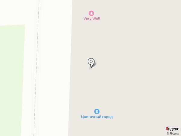 НАСКО на карте Стерлитамака