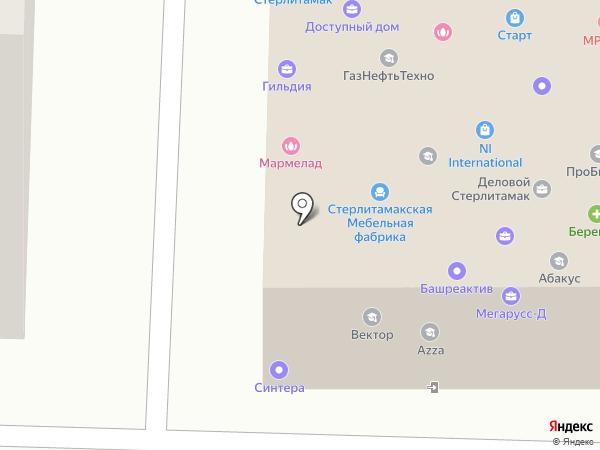 Сеть ортопедических салонов на карте Стерлитамака