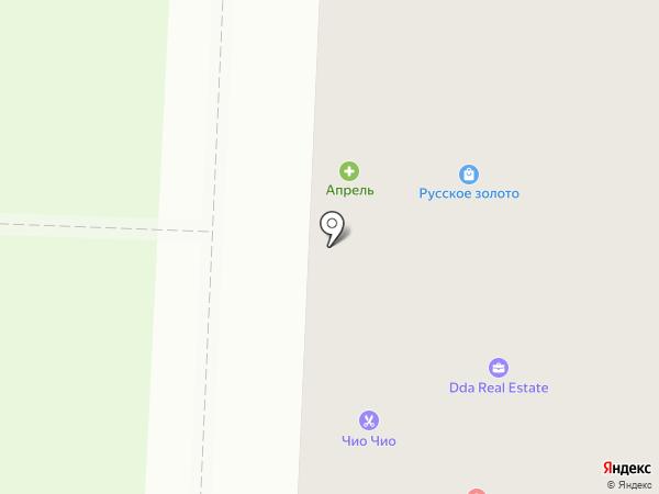 Куединский на карте Стерлитамака