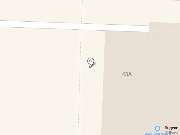 Ювелирцентр на карте Стерлитамака