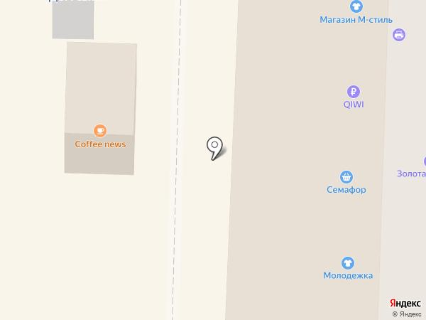 М-стиль на карте Стерлитамака