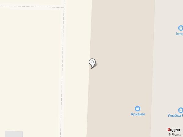 Мобилком на карте Стерлитамака