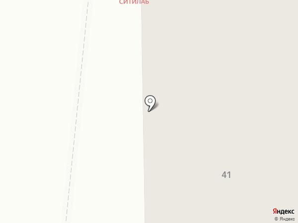 Анна Д`Люкс на карте Стерлитамака