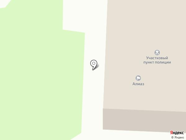 Алмаз, ТСЖ на карте Стерлитамака