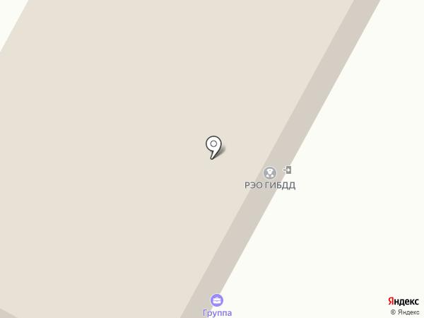 Отдельный батальон ДПС ГИБДД г. Стерлитамака на карте Стерлитамака