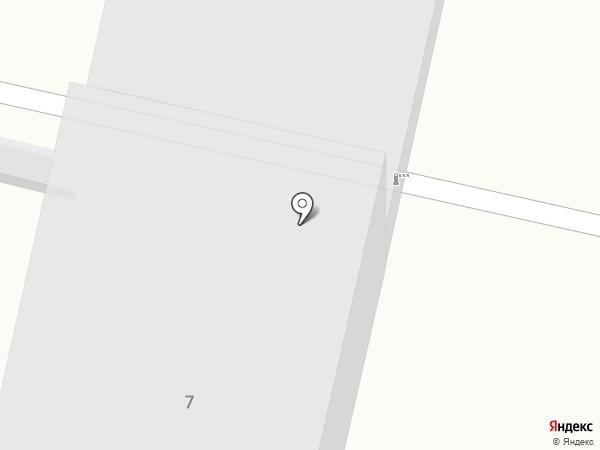 Инструментариум на карте Перми
