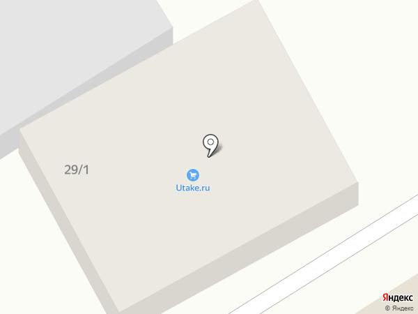 СпаркАвто на карте Стерлитамака