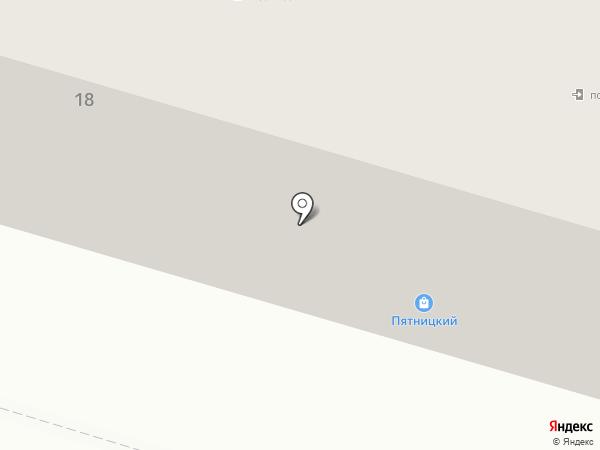 Пятницкий на карте Стерлитамака